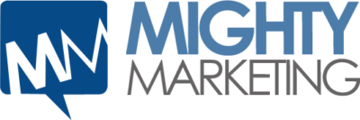 Mighty Marketing Logo